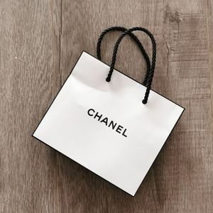 Chanel Small paper shopping bag